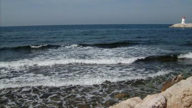 wave report FR, Sausset les Pins - Plage du Port (13) du 2008-05-23 12:00:00