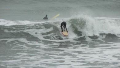 Surf report FR, Plage Valentin (44) du 2009-01-01 14:00:00