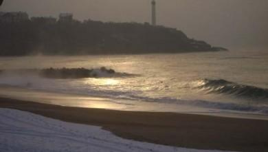 Surf report FR, Anglet Surf Club (64) du 2009-01-08 17:00:00