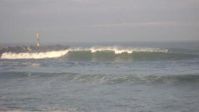 wave report FR, Anglet La Barre (64) du 2009-01-17 10:00:00