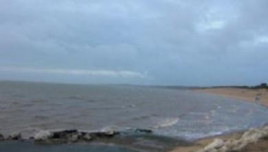 Wind report FR, La Palmyre - Bonne-Anse (17) du 2009-01-18 10:00:00