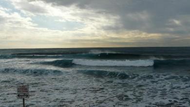 Surf report FR, Sausset-les-Pins - L'Hermitage (13) du 2009-01-20 12:00:00
