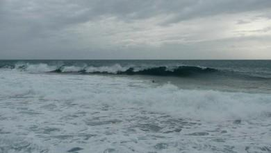 Surf report FR, Sausset-les-Pins - L'Hermitage (13) du 2009-01-24 12:00:00
