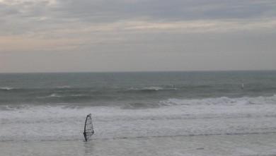 Wind report FR, Plage de Mesperleuc (29) du 2009-01-30 13:00:00