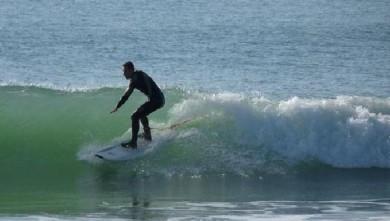 Surf report FR, Plage des Dunes (85) du 2009-02-25 14:00:00