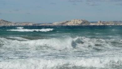 Surf report FR, Le Prado (13) du 2009-03-05 12:00:00