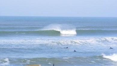 Surf report FR, La Torche (29) du 2009-03-13 12:00:00
