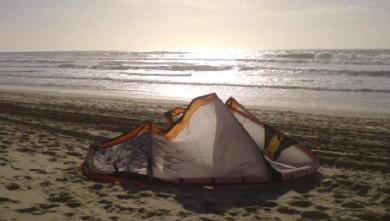 Wind report FR, Le Porge (33) du 2009-03-15 15:00:00
