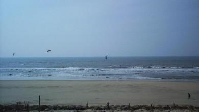 Wind report FR, Lacanau Océan - La Nord (33) du 2009-03-31 16:00:00