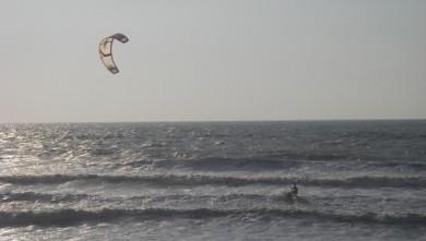 Wind report FR, Le Porge (33) du 2009-03-29 14:00:00