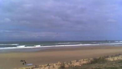 Wind report FR, Lacanau Océan - La Nord (33) du 2009-04-11 12:00:00