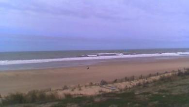 Wind report FR, Lacanau Océan - La Nord (33) du 2009-04-12 14:00:00