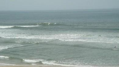 Surf report FR, Messanges (40) du 2009-04-16 09:00:00