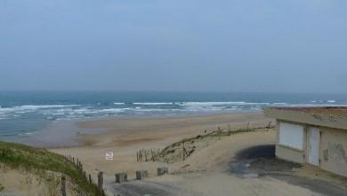 Surf report FR, Vieux Boucau (40) du 2009-04-22 11:00:00