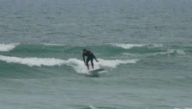 Surf report FR, Vieux Boucau (40) du 2009-04-24 11:00:00