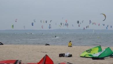 Wind report FR, Arcachon - Les Arbousiers (33) du 2009-04-24 18:00:00