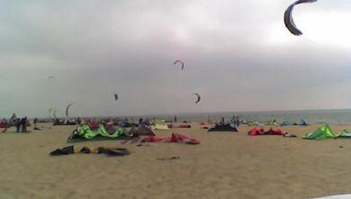 Wind report FR, Arcachon - Les Arbousiers (33) du 2009-04-24 19:00:00