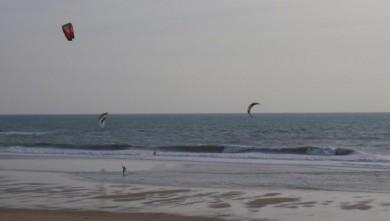 Wind report FR, Lacanau Océan - La Nord (33) du 2009-05-04 16:00:00