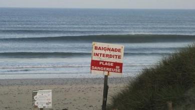 Surf report FR, Plovan (29) du 2009-05-11 07:00:00