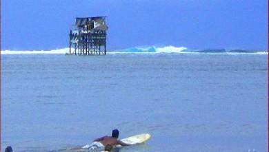 Surf report PF, Teahupoo (PF) du 2009-05-10 09:00:00