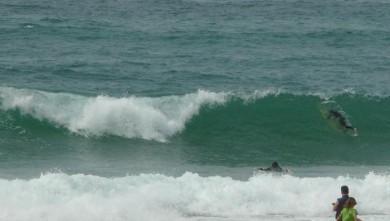 Surf report FR, Mimizan - Plage Garluche (40) du 2009-05-21 17:00:00