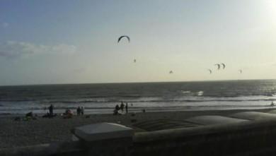 Surf report FR, Le Havre - Les Régates (76) du 2009-05-26 16:00:00