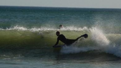 Surf report FR, Plage des Dunes (85) du 2009-05-30 19:00:00