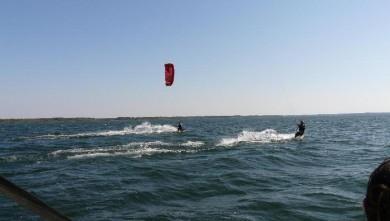 Wind report FR, Sanguinet (40) du 2009-06-01 14:00:00