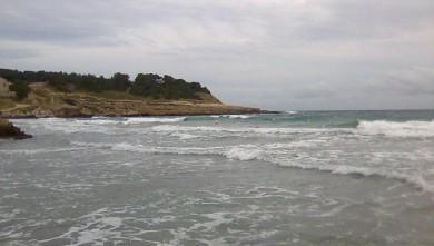 Surf report FR, L'Arquet (13) du 2009-06-08 18:00:00
