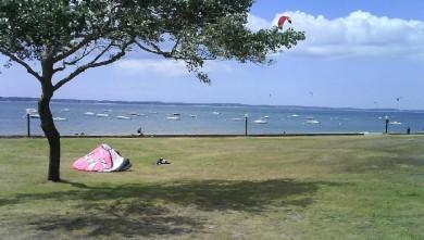 Wind report FR, Arcachon - Les Arbousiers (33) du 2009-06-08 12:00:00