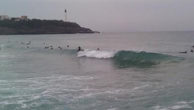 Surf report FR, Anglet Surf Club (64) du 2009-06-16 18:00:00