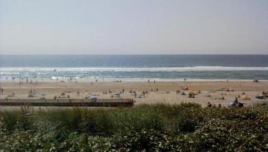 Surf report FR, Biscarrosse Plage (40) du 2009-06-18 14:00:00