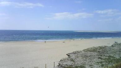 Wind report FR, La Lagune (33) du 2009-06-22 15:00:00