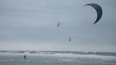 Wind report FR, Lacanau Océan - La Sud (33) du 2009-07-18 13:00:00