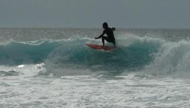Surf report FR, Mimizan - Plage Garluche (40) du 2009-07-21 16:00:00