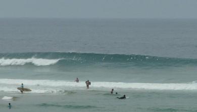 Surf report FR, Mimizan - Plage Garluche (40) du 2009-07-22 15:00:00