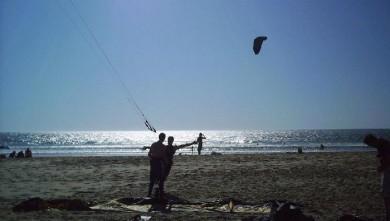 Wind report FR, Biscarrosse Plage (40) du 2009-07-26 18:00:00