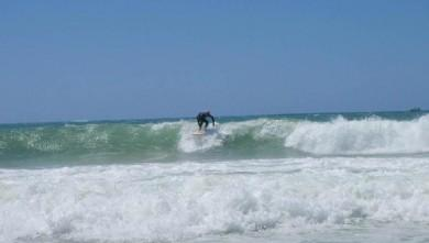 Surf report FR, Lacanau Océan - La Nord (33) du 2009-07-27 12:00:00