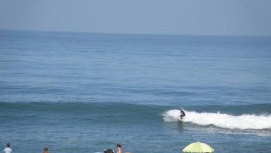 Surf report FR, Vieux Boucau (40) du 2009-07-31 10:00:00