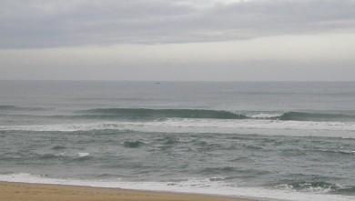 wave report FR, Vieux Boucau (40) du 2009-08-03 10:00:00