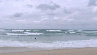 Surf report FR, Vieux Boucau (40) du 2009-08-07 14:00:00