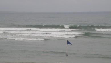 Surf report FR, Vieux Boucau (40) du 2009-08-08 11:00:00