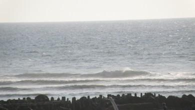 wave report FR, Vieux Boucau (40) du 2009-08-18 19:00:00