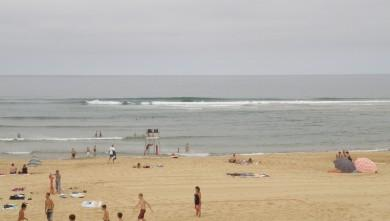 Surf report FR, Vieux Boucau (40) du 2009-08-19 12:00:00