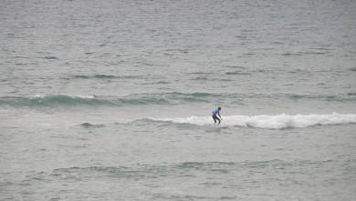 Surf report FR, Vieux Boucau (40) du 2009-08-19 20:00:00