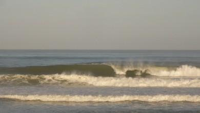 wave report FR, Lacanau Océan - La Nord (33) du 2009-08-22 09:00:00