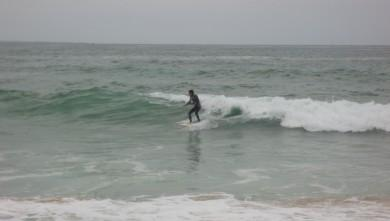 Surf report FR, Quiberon - Port Blanc (56) du 2009-08-22 09:00:00