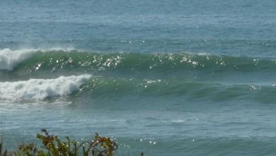 wave report FR, Mimizan - Plage Garluche (40) du 2009-08-23 20:00:00