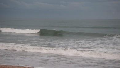 Surf report FR, Plage des Dunes (85) du 2009-08-25 08:00:00