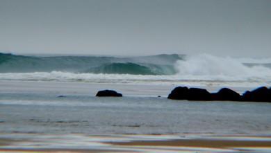 wave report FR, Lacanau Océan - La Nord (33) du 2009-05-10 12:00:00